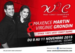 Stage 100% WCS avec Maxence et Virginie
