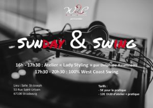 Sunday & Swing avec atelier