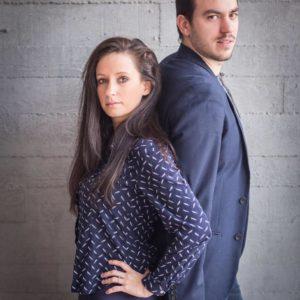 Amandine et Damien