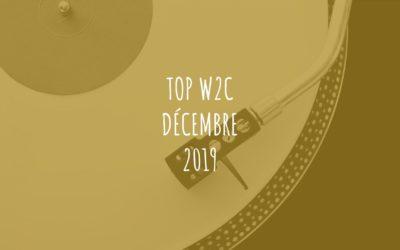 La playlist de Décembre 2019