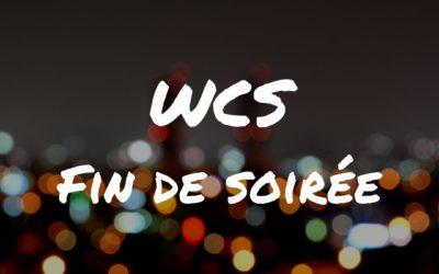 West Coast Swing – Fin de soirée by DJ Adri