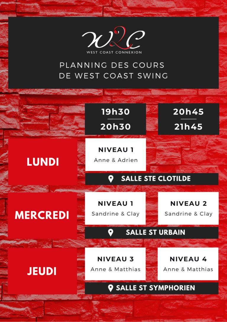 Planning 2020 - 2021