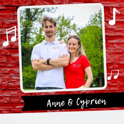 Anne & Cyprien