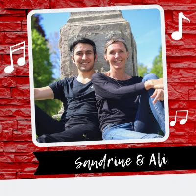 Sandrine & Ali
