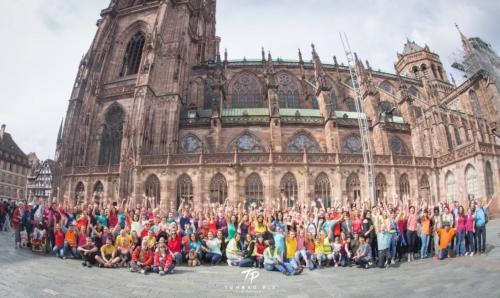 2017.09 - Flashmob International de WCS
