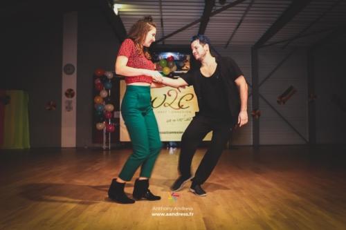 Stage Maxence & Virginie - Soirée du Samedi